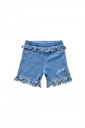 Shorts Chloe Lake Blue