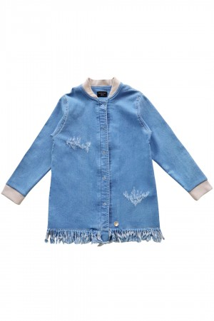 Jacket Ester Lake Blue