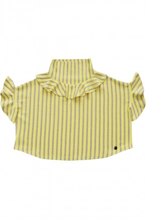 Blouse Gianna Lemon Sherbet