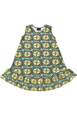 Dress Elia Lemon Sunflowers