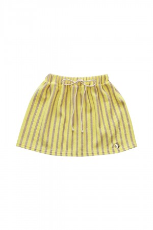 Skirt Bibiana Lemon Sherbet
