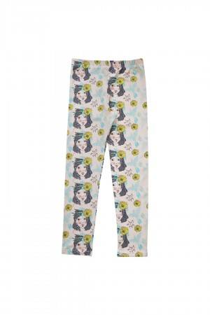 Leggings Fiori Dreaming Girl
