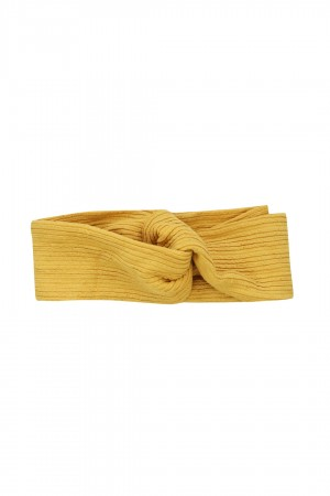 Head band Gianna Mustard