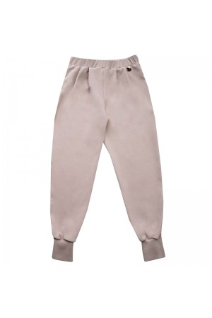 Serena Trousers Unbleached Beige